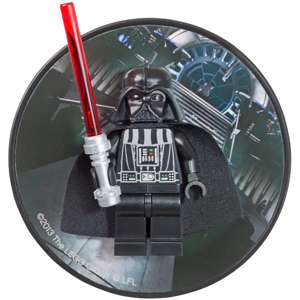 LEGO Darth Vader Magnet 850635