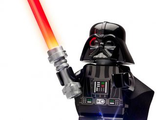 LEGO Darth Vader Torch Light