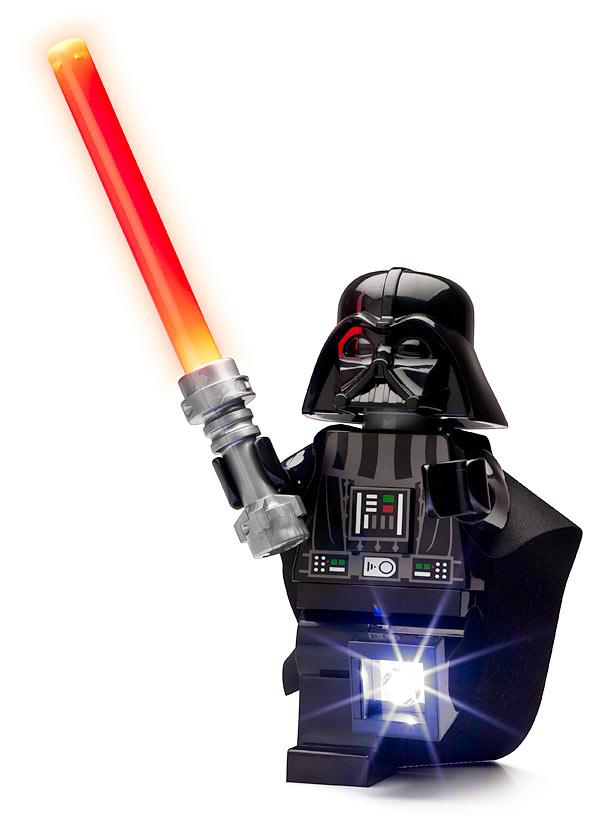 LEGO Darth Vader Torch Light