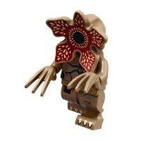 LEGO Demogorgon Minifigure
