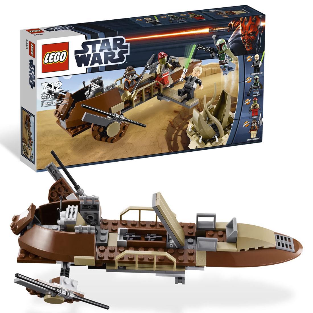 LEGO Star Wars Desert Skiff