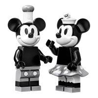 LEGO Disney Mickey Mouse Mini Mouse Minifigures