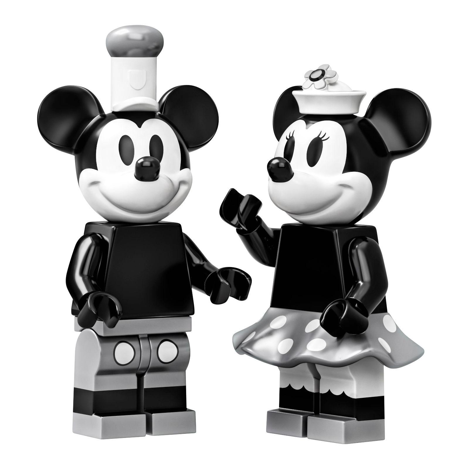 LEGO Ideas Disney Steamboat Willie #21317