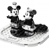 LEGO Disney Mickey Mouse Minnie Mouse 1928