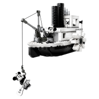 LEGO Disney Mickey Mouse Steamboat Willie