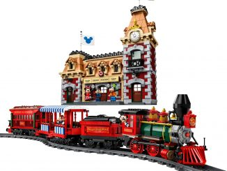 LEGO Disney Train and Station #71044