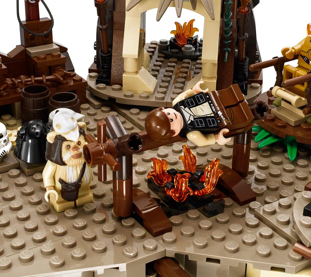 Lego Ewok Village 2013 Galleryhipcom The Hippest Galleries