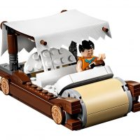 LEGO Fred Flintstone Car