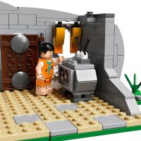 LEGO Fred Flintstone TV