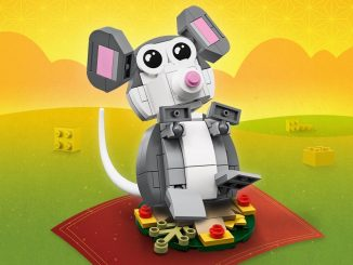 LEGO Free Year of the Rat Gift