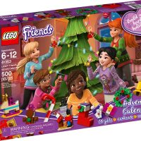 LEGO Friends Advent Calendar 41353 Box