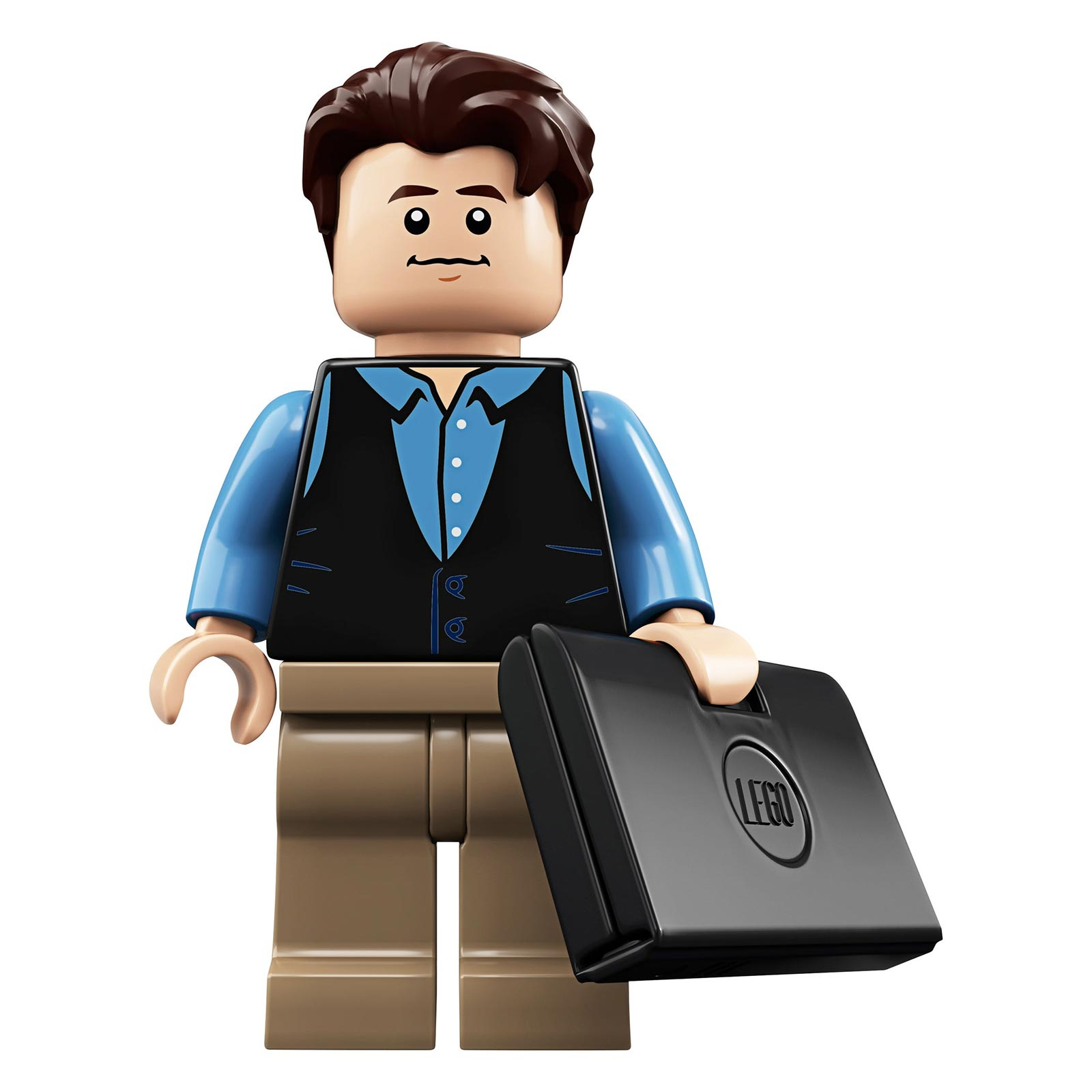 LEGO Friends Chandler Bing Minifigure