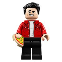 LEGO Friends Joey Tribbiani Minifigure