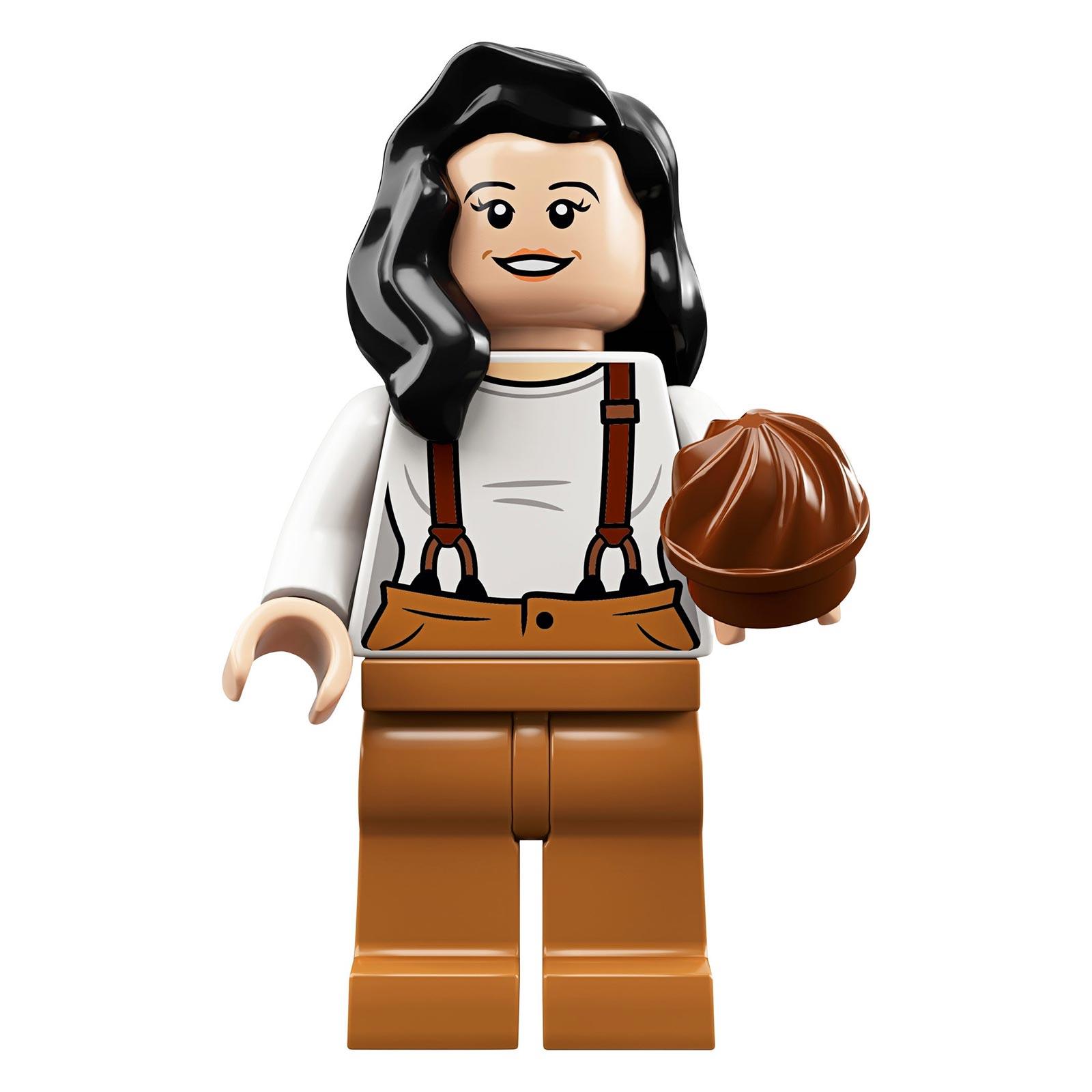 LEGO Friends Monica Geller Minifigure