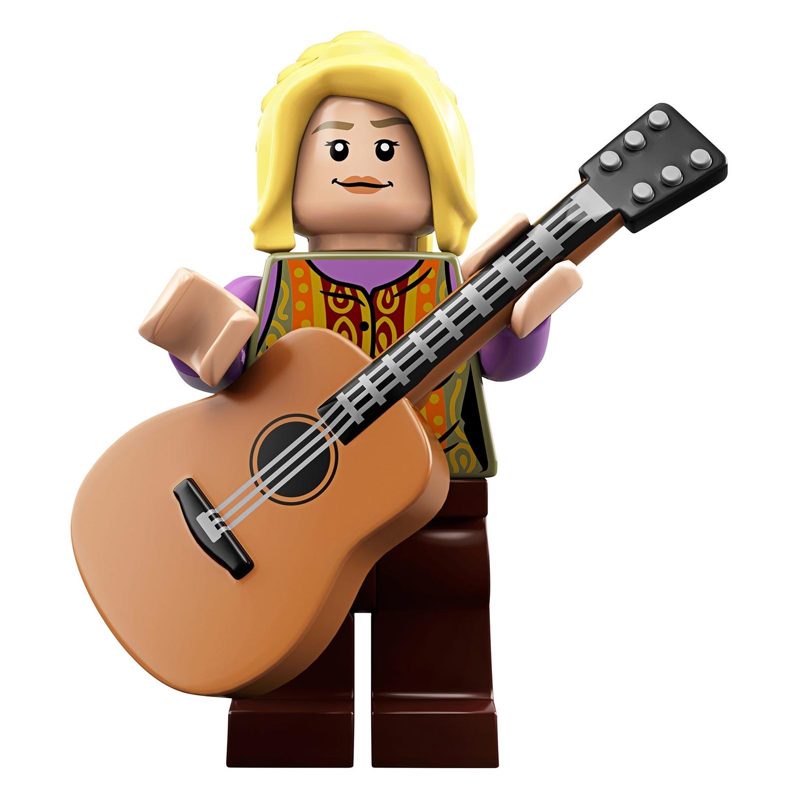 LEGO Friends Phoebe Buffay Minifigure