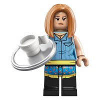 LEGO Friends Rachel Green Minifigure