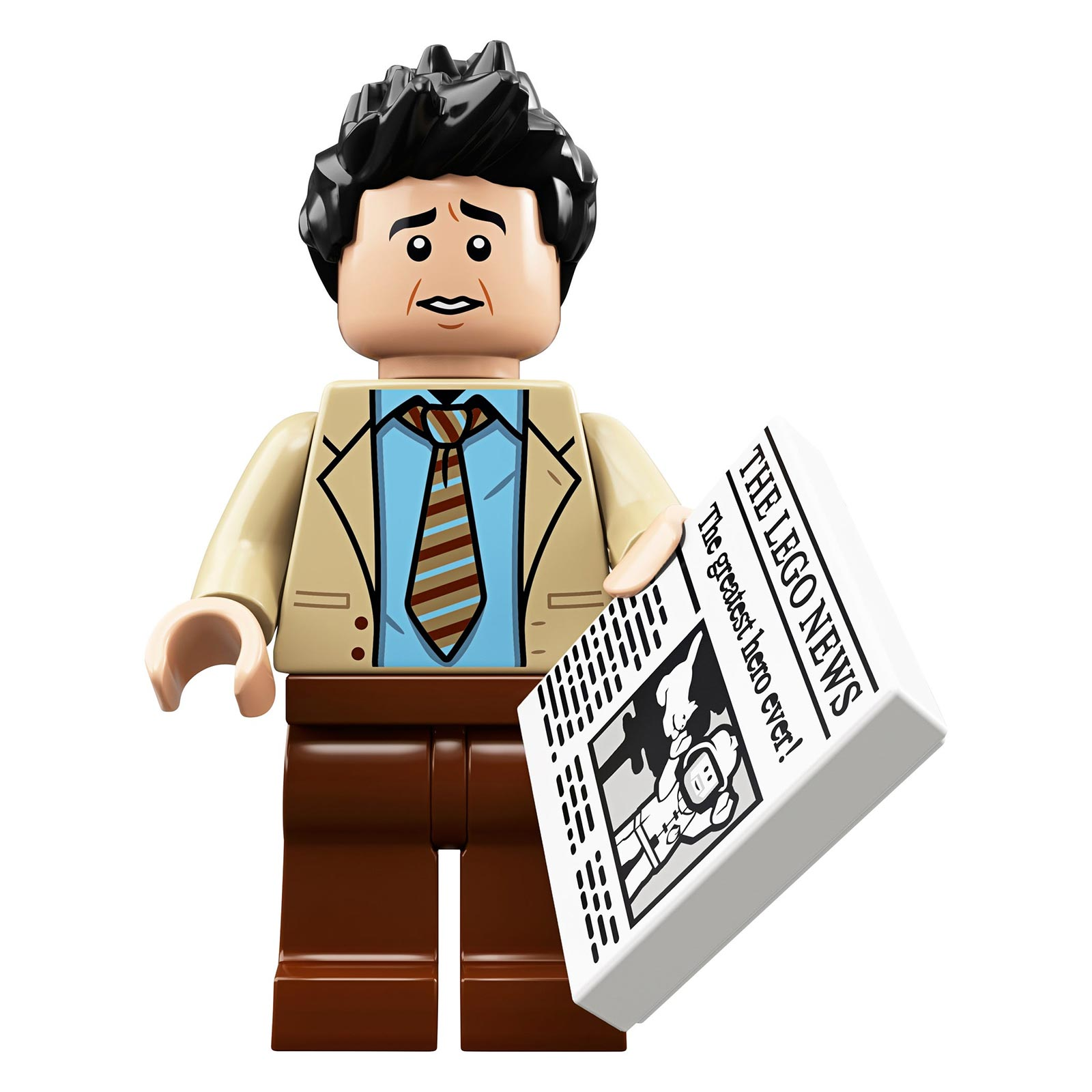 LEGO Friends Ross Geller Minifigure