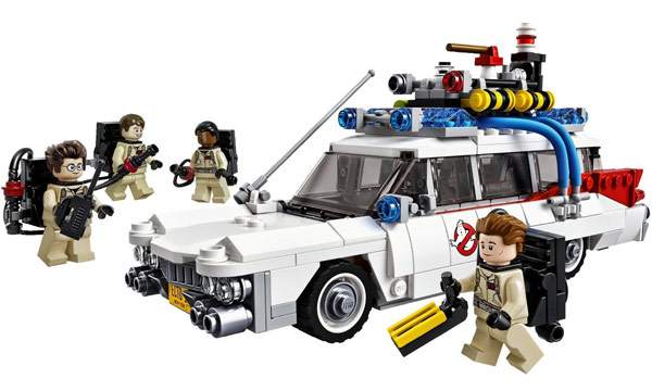 LEGO Ghostbusters Ecto 1 21108