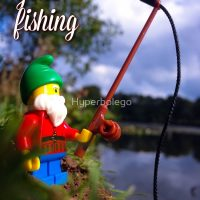 LEGO Gone Fishing!