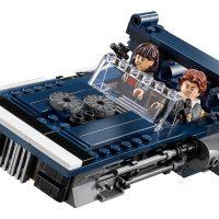 LEGO Han Solo Landspeeder #75209