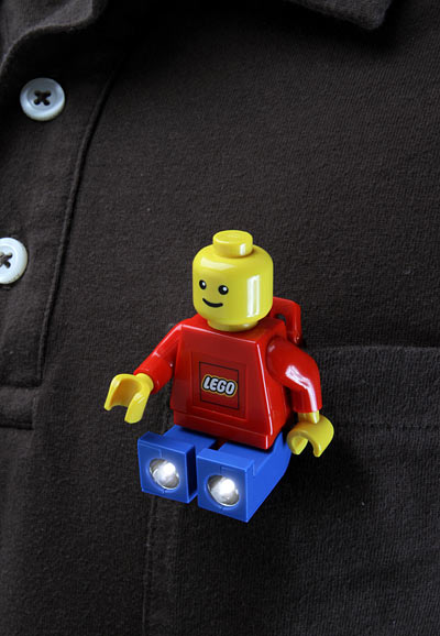 LEGO Hands Free Head Lamp