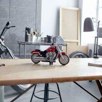LEGO Harley-Davidson Fat Boy #10269