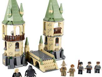 LEGO Harry Potter Battle for Hogwarts LEGO Set