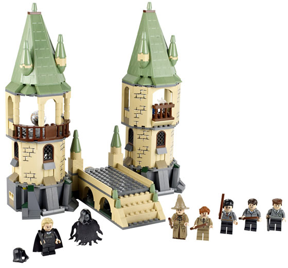 LEGO Harry Potter Battle for Hogwarts LEGO Set