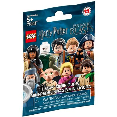 LEGO Harry Potter Fantastic Beasts Minifigure Collection