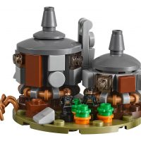 LEGO Harry Potter Hagrid Hut