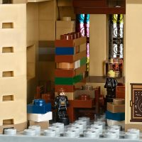 LEGO Harry Potter Hogwarts Castle 4