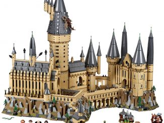 LEGO Harry Potter Hogwarts Castle #71043