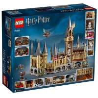 LEGO Harry Potter Hogwarts Castle 71043 Box Back
