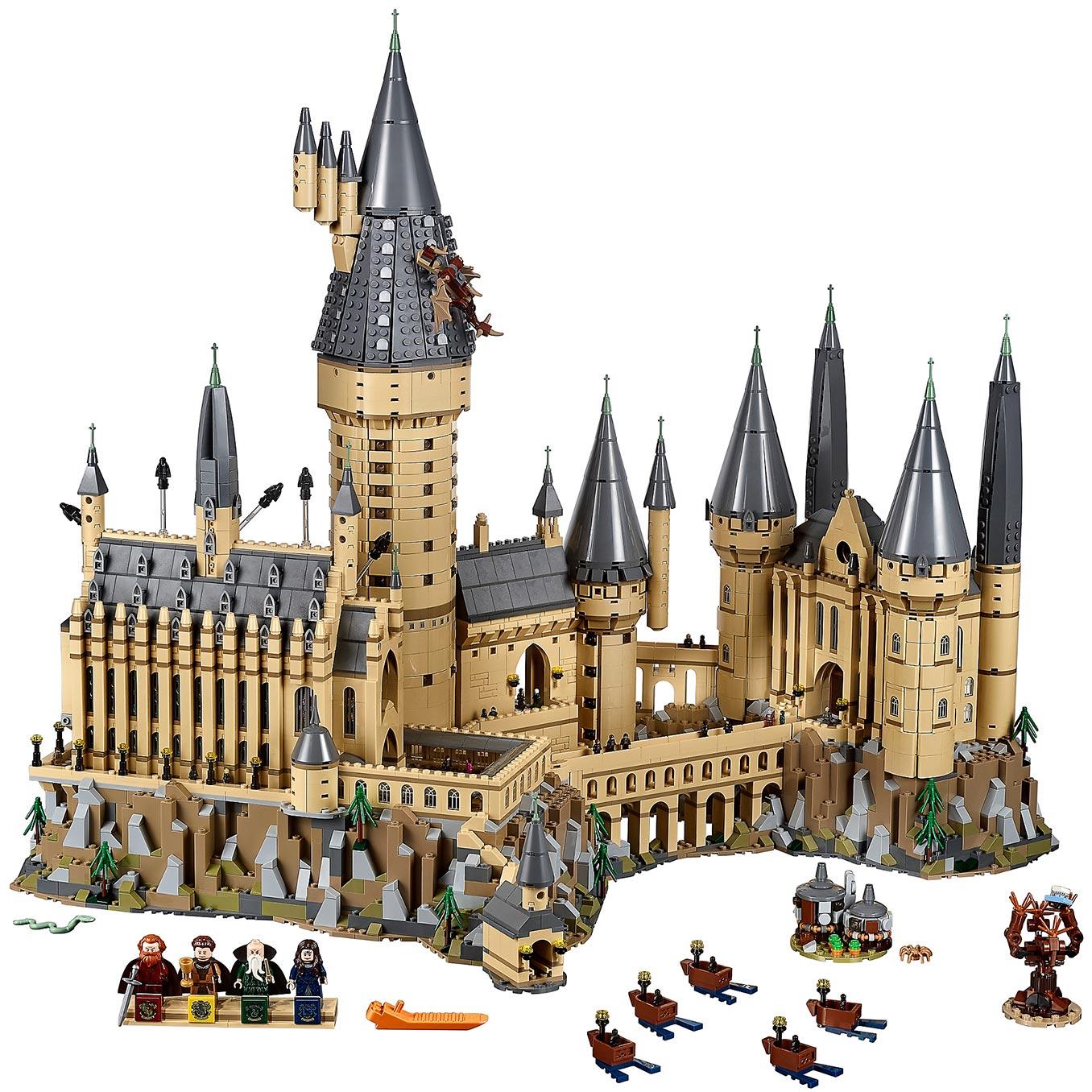 lego harry potter hogwarts castle 71043 geekalerts. Black Bedroom Furniture Sets. Home Design Ideas