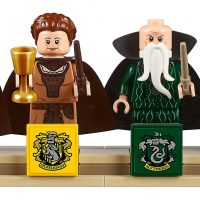 LEGO Harry Potter Hogwarts Castle Minifigures