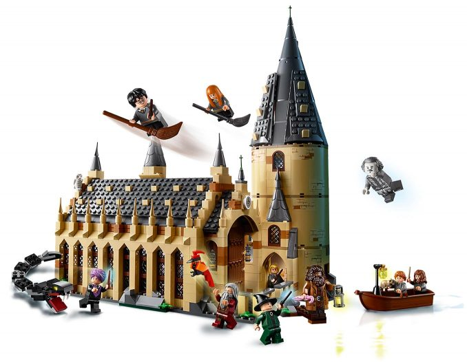 LEGO Harry Potter Hogwarts Great Hall #75954
