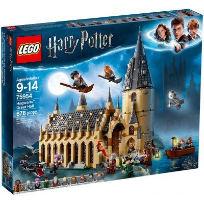 LEGO Harry Potter Hogwarts Great Hall Box