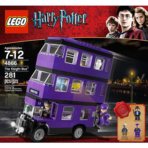 LEGO Harry Potter The Knight Bus 2