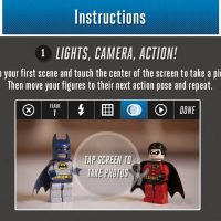 LEGO Hero Movie Maker App
