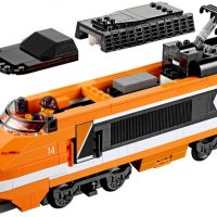 LEGO Horizon Express train set
