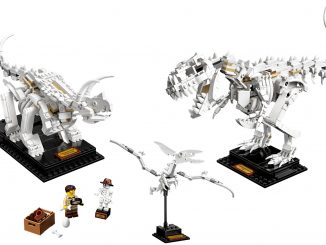 LEGO IDEAS Dinosaur Fossils #21320
