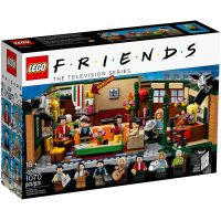 LEGO IDEAS Friends Central Perk Set Box