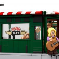 LEGO IDEAS Friends TV Central Perk