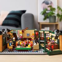 LEGO IDEAS Friends Television Central Perk