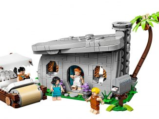 LEGO IDEAS The Flintstones #21316