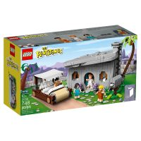 LEGO IDEAS The Flintstones 21316 Box