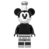LEGO Ideas Disney Mickey Mouse Minifigure