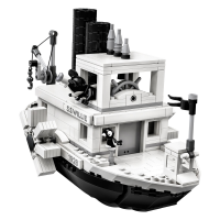 LEGO Ideas Disney Mickey Mouse Steamboat Willie