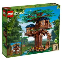 LEGO Ideas Tree House 21318 Box