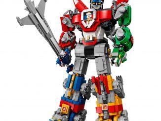 LEGO Ideas Voltron #21311